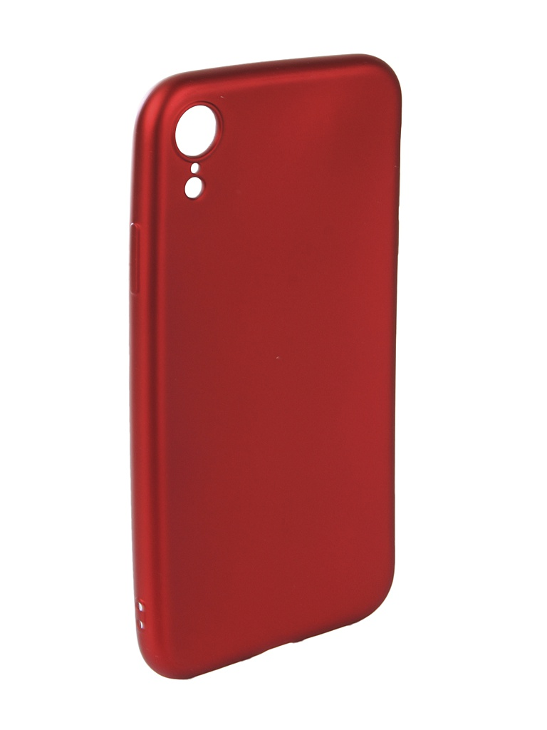 Чехол Neypo для APPLE iPhone XR Neon Silicone Red NSTN5891