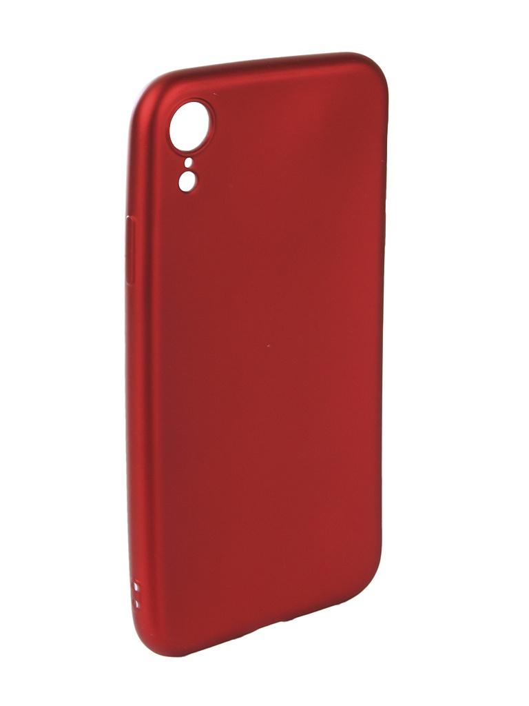 Чехол Neypo для APPLE iPhone XR Neon Silicone Red NSTN5891