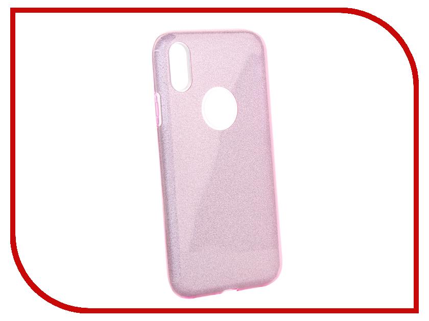 Аксессуар Чехол для APPLE iPhone XR Neypo Brilliant Silicone Purple Crystals NBRL6158 аксессуар чехол для huawei p20 pro neypo brilliant silicone purple crystals nbrl4566