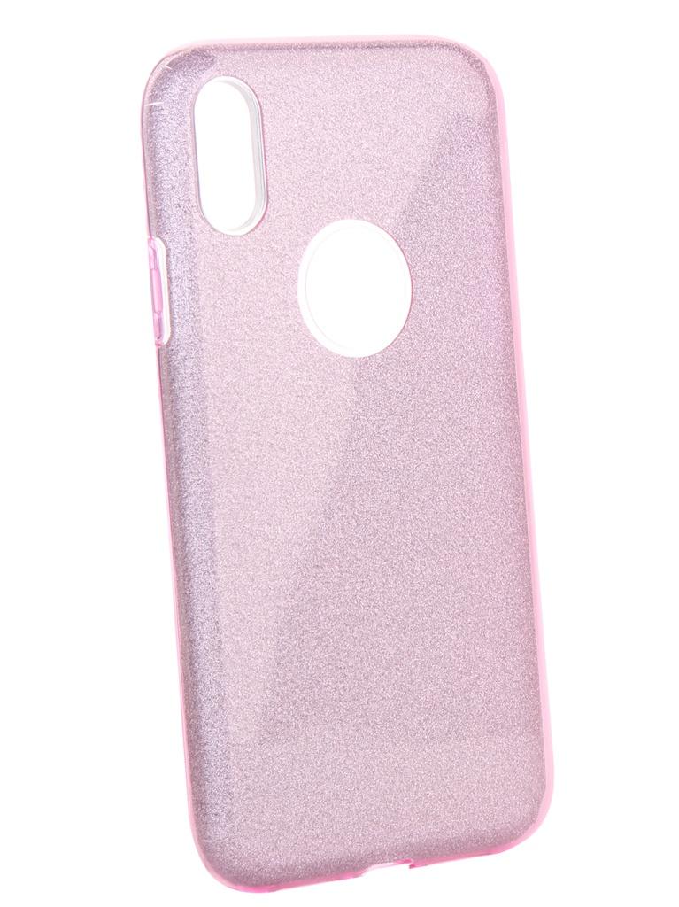Аксессуар Чехол Neypo для APPLE iPhone XR Brilliant Silicone Purple Crystals NBRL6158 аксессуар чехол для apple iphone xr neypo brilliant silicone black crystals nbrl6159
