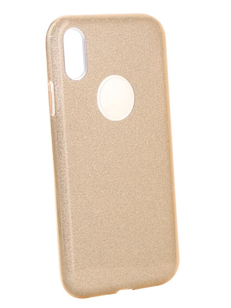 Аксессуар Чехол Neypo для APPLE iPhone XR Brilliant Silicone Gold Crystals NBRL6154 аксессуар чехол для apple iphone xr neypo brilliant silicone black crystals nbrl6159