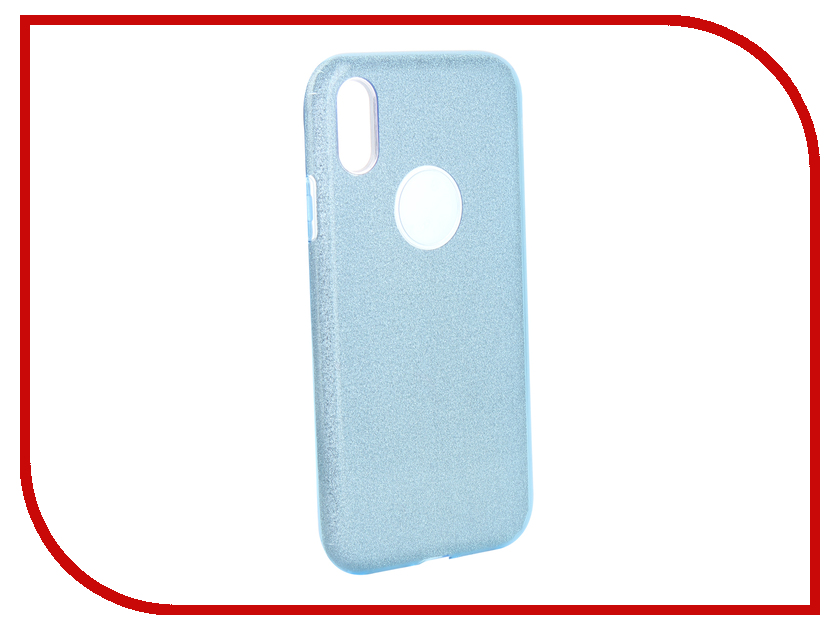 Аксессуар Чехол для APPLE iPhone XR Neypo Brilliant Silicone Light Blue Crystals NBRL6153 eichholtz аксессуар