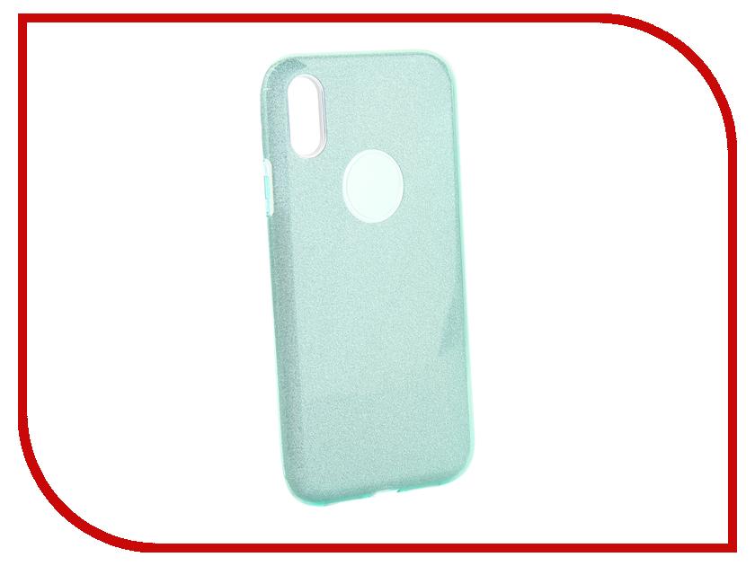 Аксессуар Чехол для APPLE iPhone XR Neypo Brilliant Silicone Turquoise Crystals NBRL6152 аксессуар чехол для huawei p20 pro neypo brilliant silicone turquoise crystals nbrl4561