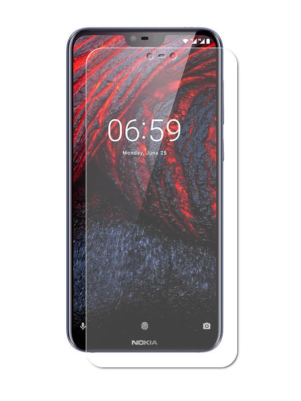 купить Аксессуар Защитное стекло Neypo для Nokia 6.1 Plus/X6 2018 Tempered Glass NPG5502 по цене 390 рублей