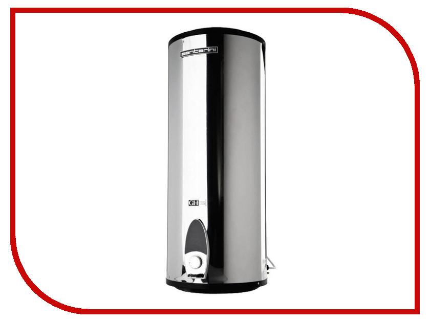 Водонагреватель General hydraulic Santarini Cosmo Round Steel 50L Silver 515001050