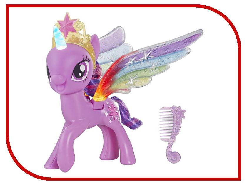 Купить Игрушка Hasbro My Little Pony Пони Искорка с радужными крыльями E2928EU4