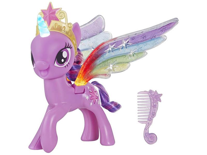 Игрушка Hasbro My Little Pony Пони Искорка с радужными крыльями E2928EU4