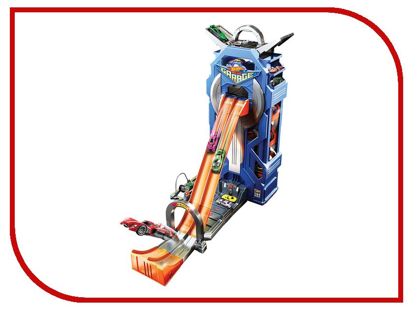 Игрушка Mattel Hot Wheels Сити МегаГараж FTB68 mattel hot wheels super car 18 цв