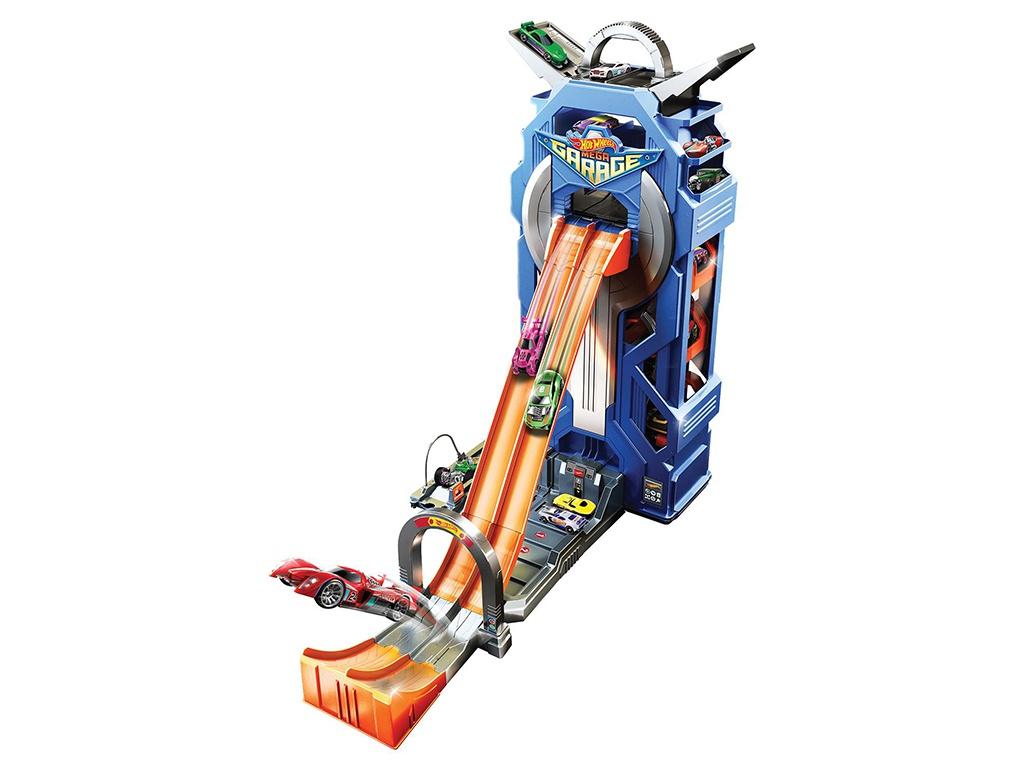 Игрушка Игровой набор Mattel Hot Wheels Сити МегаГараж FTB68