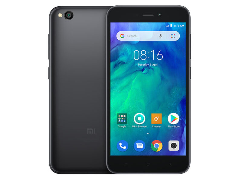 Сотовый телефон Xiaomi Redmi Go 1Gb RAM 8Gb Black
