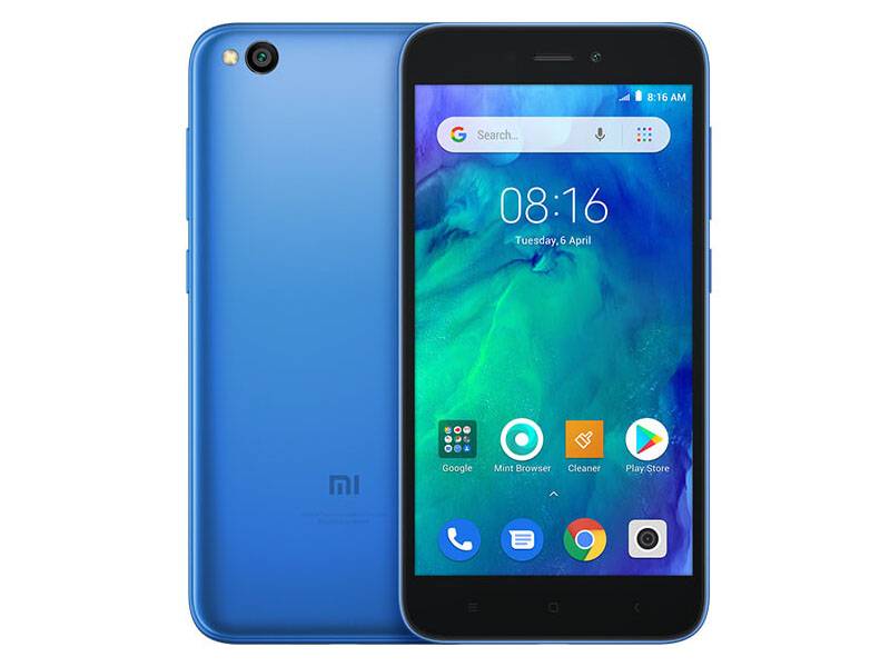 Сотовый телефон Xiaomi Redmi Go 1Gb RAM 8Gb Blue телефон