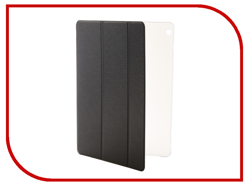 Аксессуар Чехол для Huawei Mediapad M3 Lite 10.1 iNeez Smart Black 908066 aimitek a8 mini wireless bluetooth speaker portable touch screen stereo subwoofer mp3 player with microphone tf card slot aux in