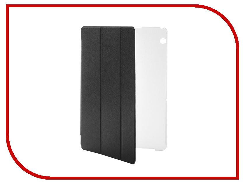 Аксессуар Чехол для Huawei Mediapad T5 10.1 iNeez Smart Black 908065 аксессуар