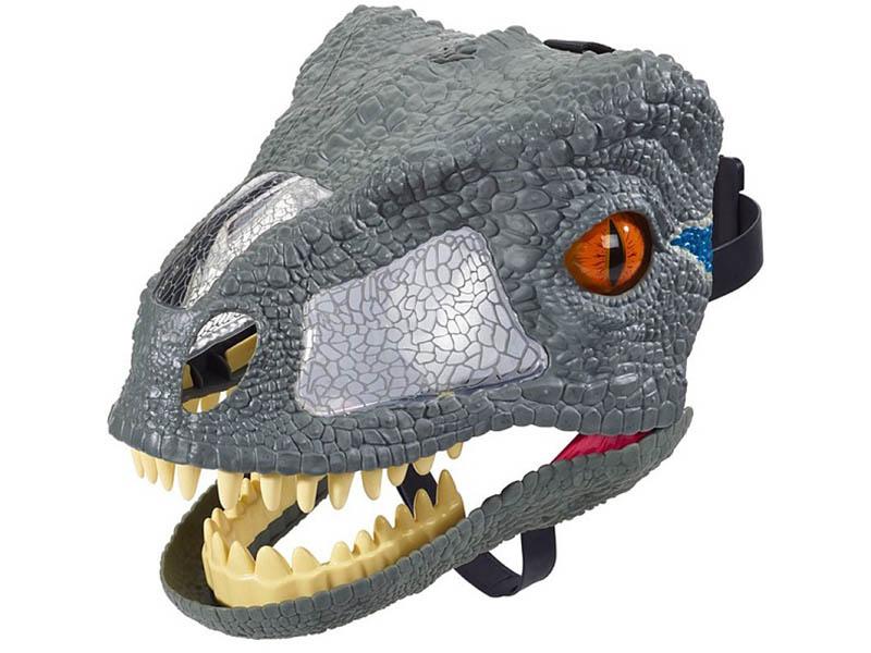 Игровая маска Mattel Jurassic World Рычащая FMB74 mattel фигурка jurassic world динозавры трицератопс со звуковыми эффектами