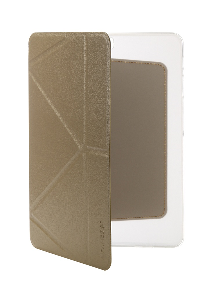 Аксессуар Чехол Onjess для Samsung Tab S2 9.7 T 815/819 Smart Champange 908025