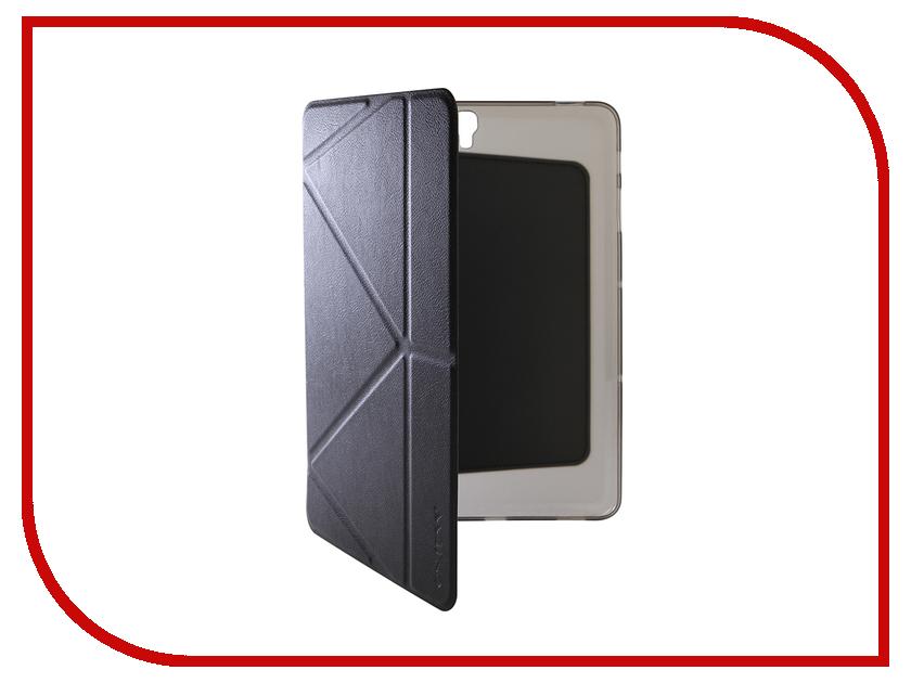 Аксессуар Чехол для Samsung Tab S3 9.7 T 820/825 Onjess Smart Black 908026 аксессуар