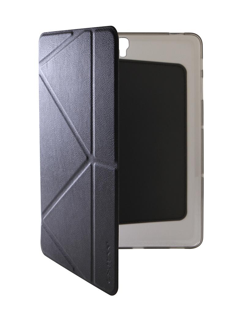 Аксессуар Чехол Onjess для Samsung Tab S3 9.7 T 820/825 Smart Black 908026 аксессуар чехол onjess для samsung tab s3 9 7 t 820 825 smart champange 908028