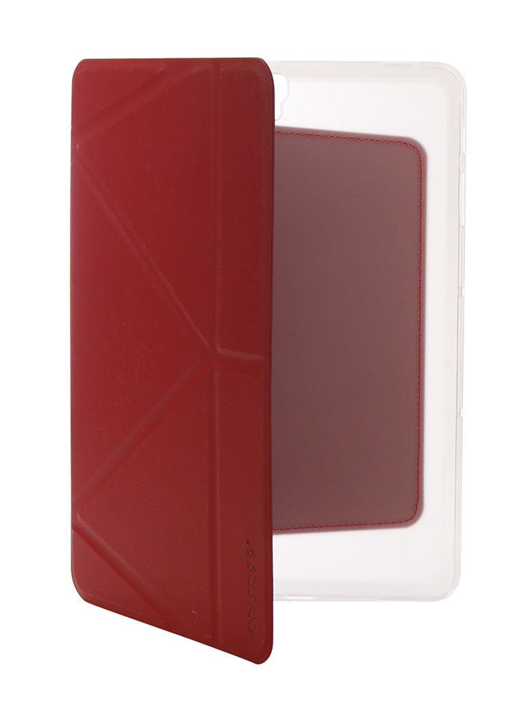 Аксессуар Чехол Onjess для Samsung Tab S3 9.7 T 820/825 Smart Red 908027 аксессуар чехол onjess для samsung tab e 9 6 sm t561 smart red 908049