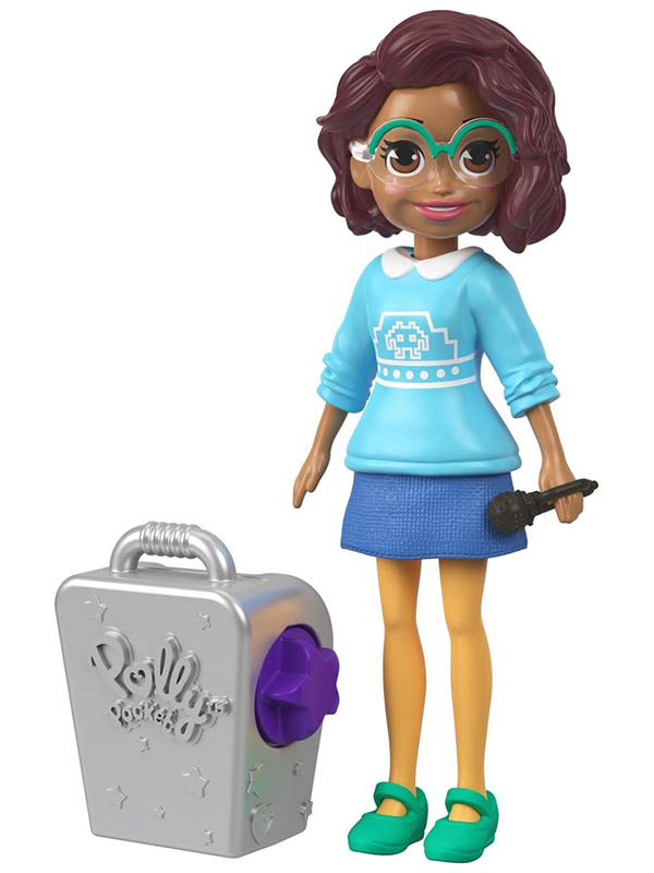 Кукла Mattel Polly Pocket FTP67 mattel polly pocket ftp67 маленькие куклы в ассортименте