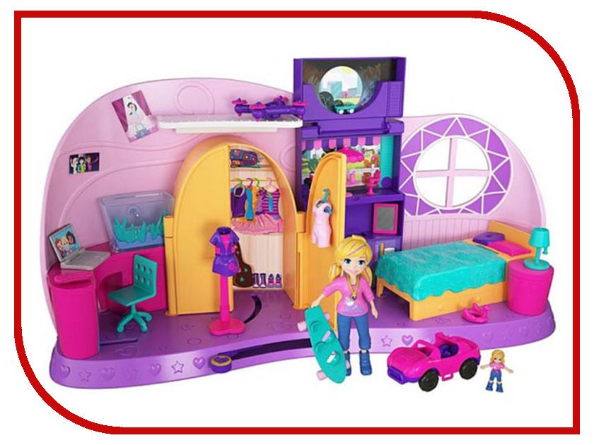 Кукла Mattel Polly Pocket Комната Полли FRY98 albert pocket