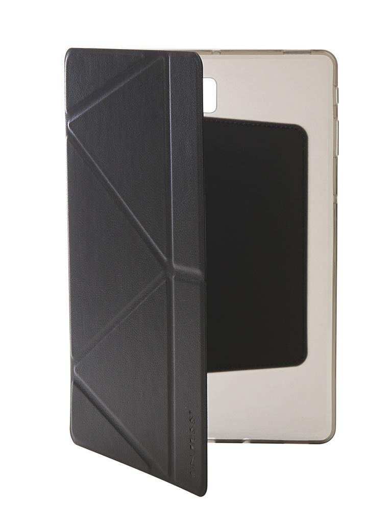 Аксессуар Чехол Onjess для Samsung Tab S4 10.5 T835 Smart Black 908029 аксессуар чехол onjess для samsung tab s4 10 5 t835 smart grey 908031