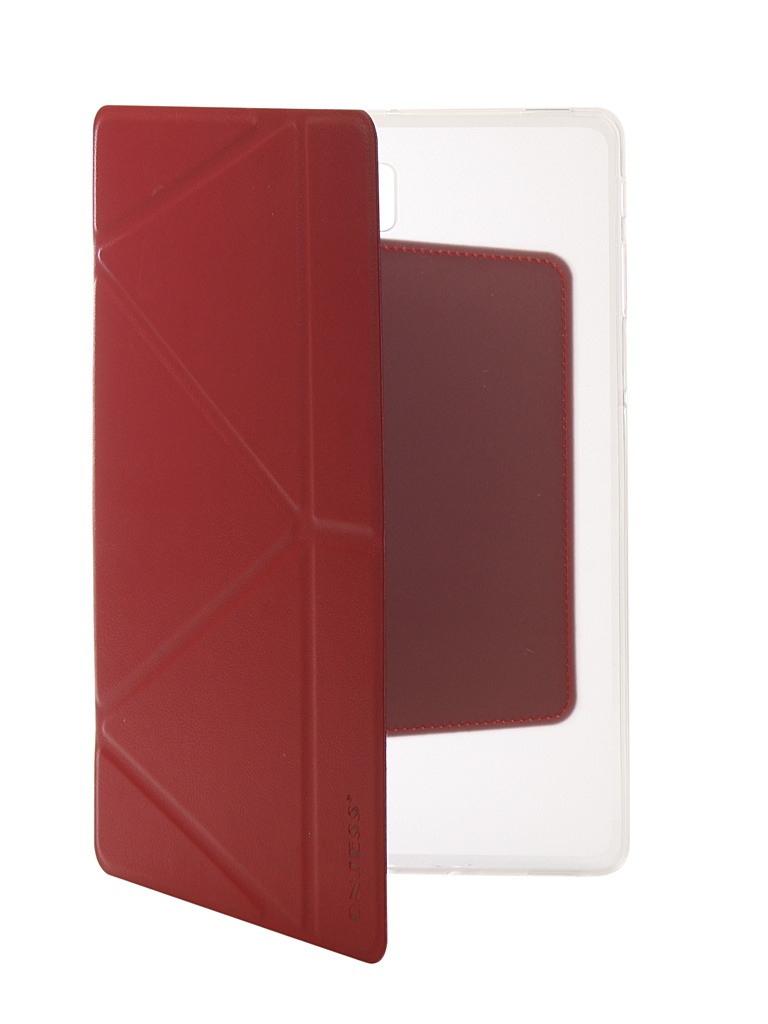 Аксессуар Чехол Onjess для Samsung Tab S4 10.5 T835 Smart Red 908030 аксессуар чехол onjess для samsung tab s4 10 5 t835 smart grey 908031