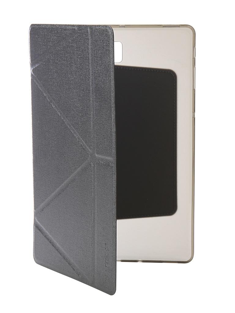 Аксессуар Чехол Onjess для Samsung Tab S4 10.5 T835 Smart Grey 908031 аксессуар чехол onjess для samsung tab a 7 0 sm t285 smart black 908039