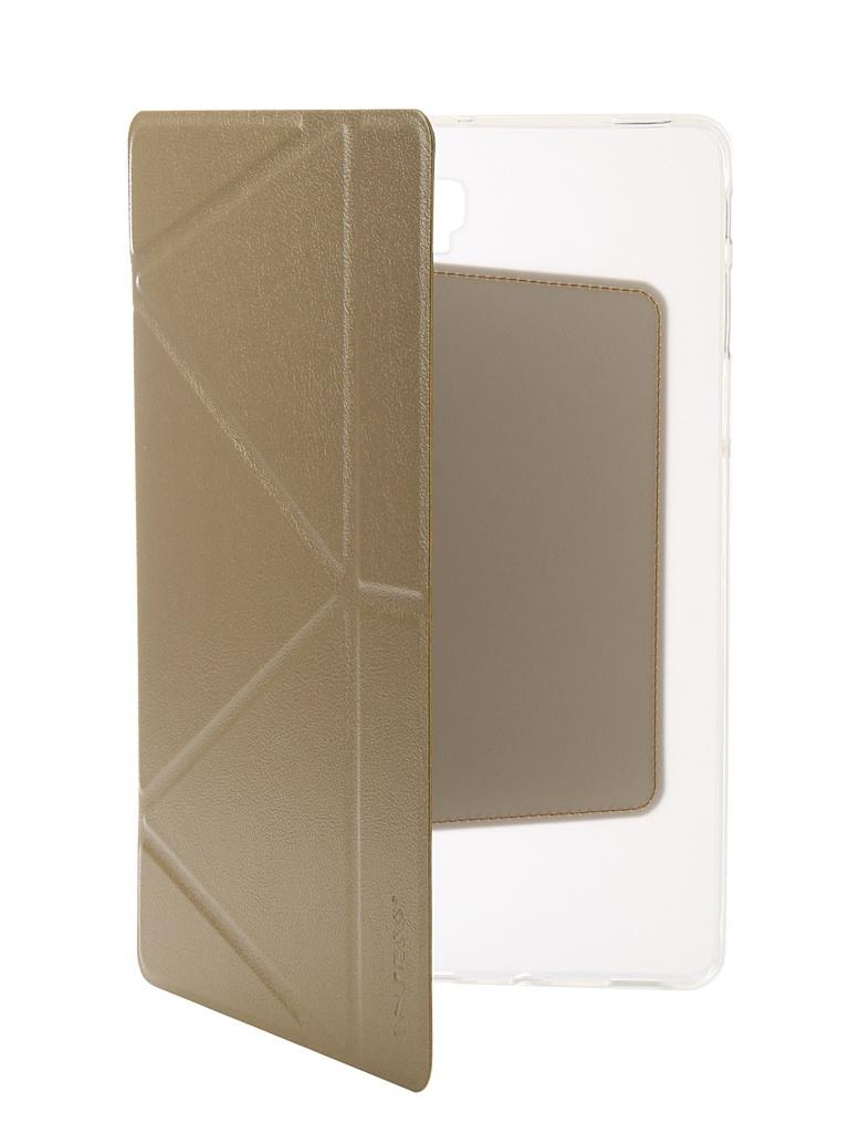 Аксессуар Чехол Onjess для Samsung Tab S4 10.5 T835 Smart Champange 908032 аксессуар чехол onjess для samsung tab s4 10 5 t835 smart grey 908031