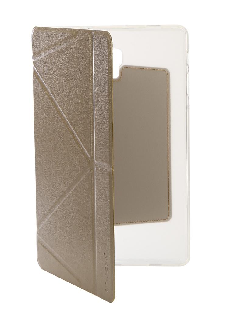 Аксессуар Чехол Onjess для Samsung Tab A2 10.5 SM-T595 Smart Champange 908035 аксессуар чехол onjess для samsung tab a 7 0 sm t285 smart black 908039