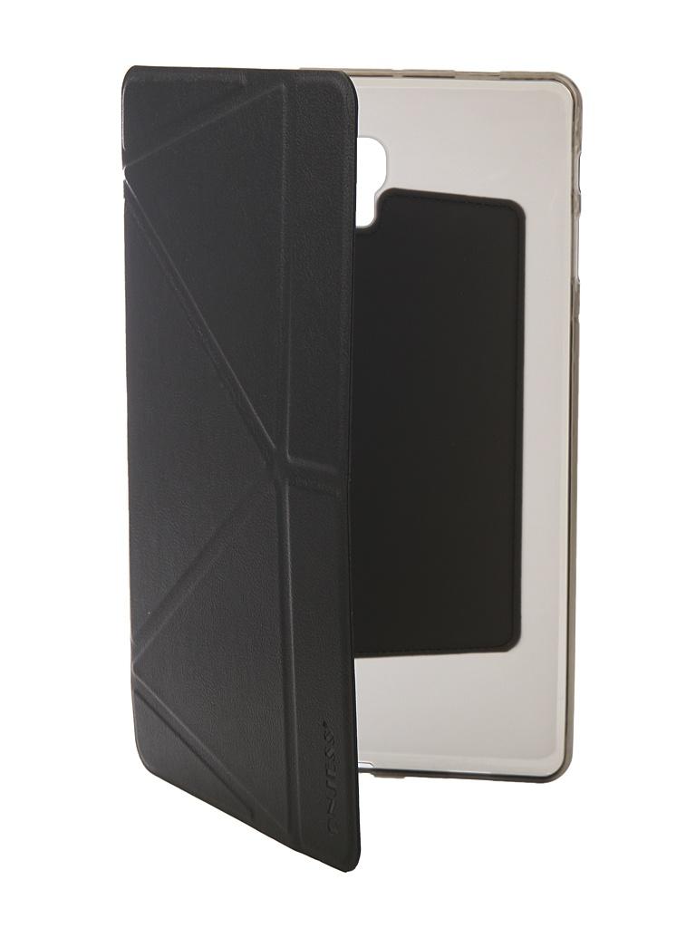 Аксессуар Чехол Onjess для Samsung Tab A2 10.1 SM-T595 Smart Black 908036 аксессуар чехол onjess для samsung tab a 7 0 sm t285 smart black 908039
