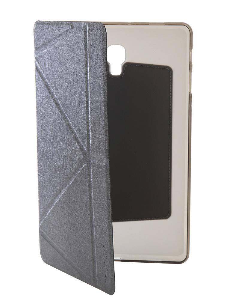 Аксессуар Чехол Onjess для Samsung Tab A2 10.1 SM-T595 Smart Grey аксессуар чехол onjess для samsung tab a 7 0 sm t285 smart black 908039