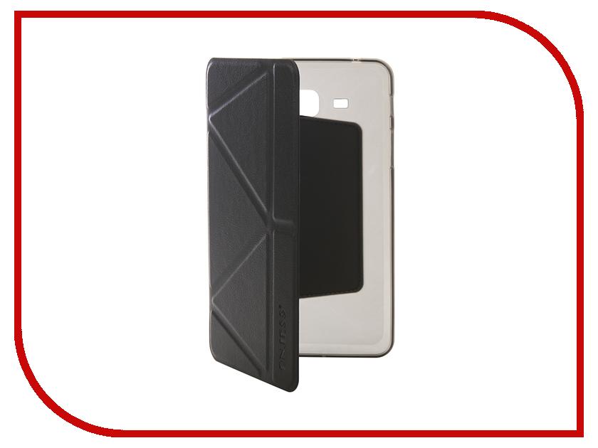 Аксессуар Чехол для Samsung Tab A 7.0 SM-T285 Onjess Smart Black 908039 аксессуар чехол palmexx for samsung galaxy tab e 9 6 sm t561n smartslim иск кожа white