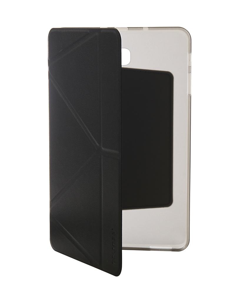 Аксессуар Чехол Onjess для Samsung Tab A 10.1 SM-T580/585 Smart Black 908043 аксессуар чехол onjess для samsung tab a 7 0 sm t285 smart black 908039