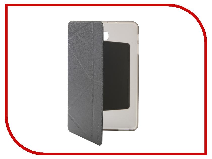 Аксессуар Чехол для Samsung Tab A 10.1 SM-T580/585 Onjess Smart Grey 908044 аксессуар чехол palmexx for samsung galaxy tab e 9 6 sm t561n smartslim иск кожа white