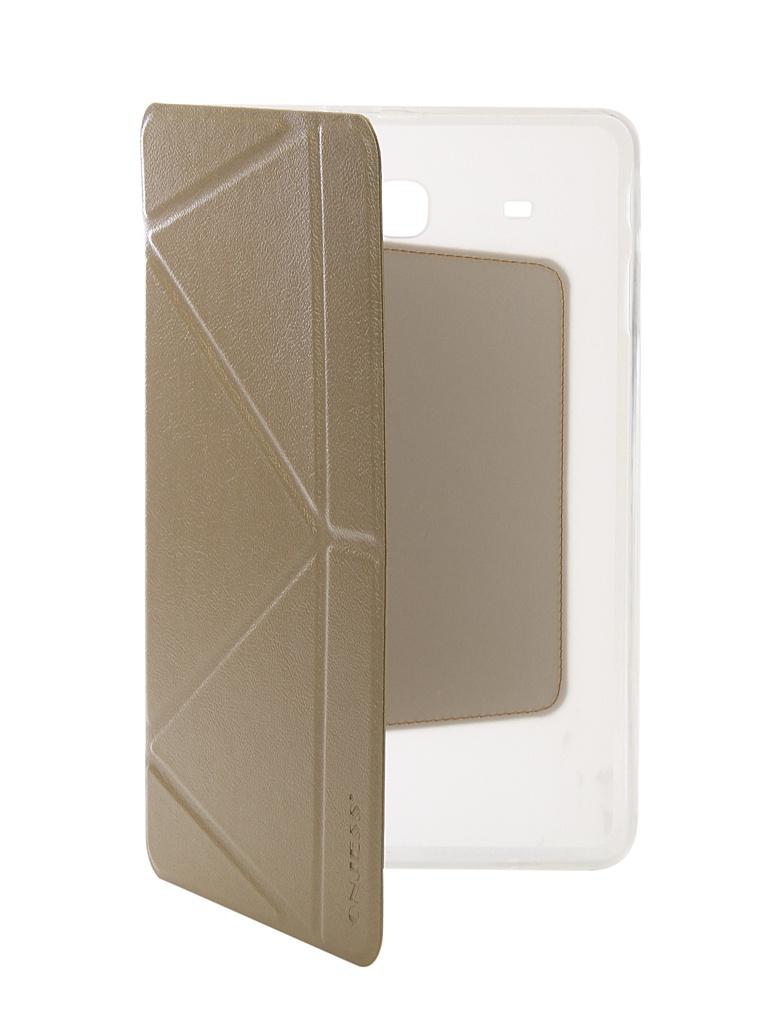 Аксессуар Чехол Onjess для Samsung Tab E 9.6 SM-T561 Smart Champange 908051 аксессуар чехол onjess для samsung tab a 7 0 sm t285 smart black 908039