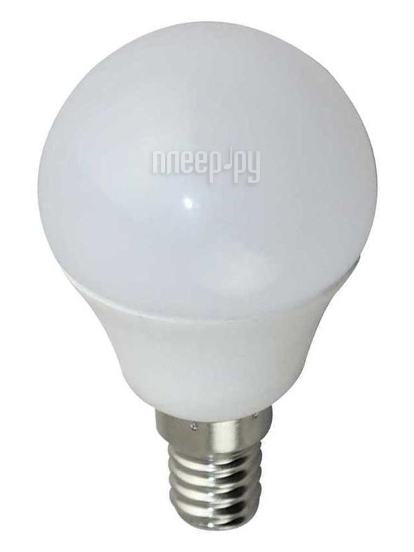 Лампочка 3L Long Life Lamp LED G45 E14 8W 220-240V 4000K 500-560Lm Cold Light цены онлайн