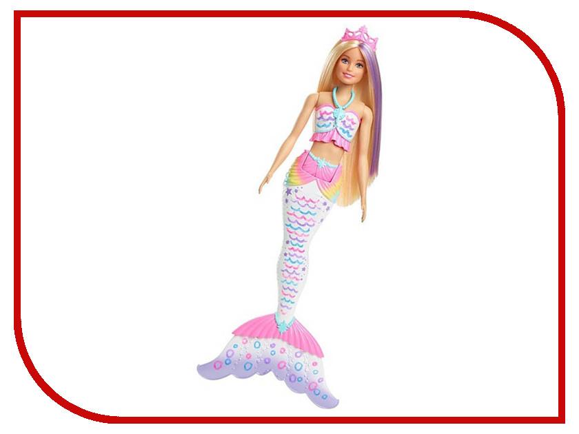 Кукла Barbie Цветная русалочка GCG67 стоимость
