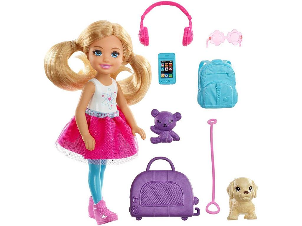 Кукла Mattel Barbie Челси FWV20