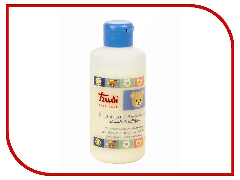 косметика для малыша Trudi Baby Care 00425 - Туалетное мыло Цветы Мёд 250ml детская косметика цептер
