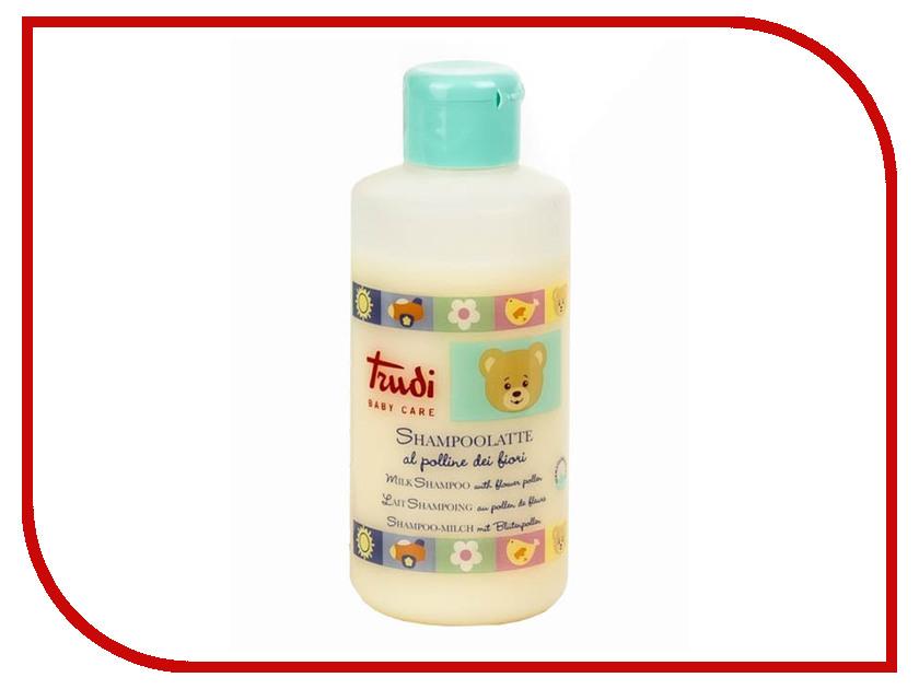косметика для малыша Trudi Baby Care 00424 - Детский шампунь Цветочная Пыльца 250ml мягкие игрушки trudi лайка маркус 34 см