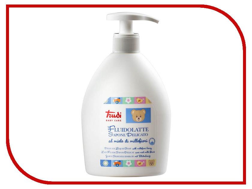 косметика для малыша Trudi Baby Care 00460 - Туалетное мыло Цветы Мёд 500ml мягкие игрушки trudi лайка маркус 34 см