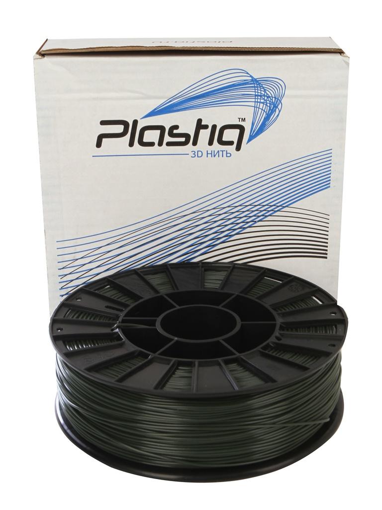 Аксессуар Plastiq PLA-пластик 1.75mm 900гр Green Chrome