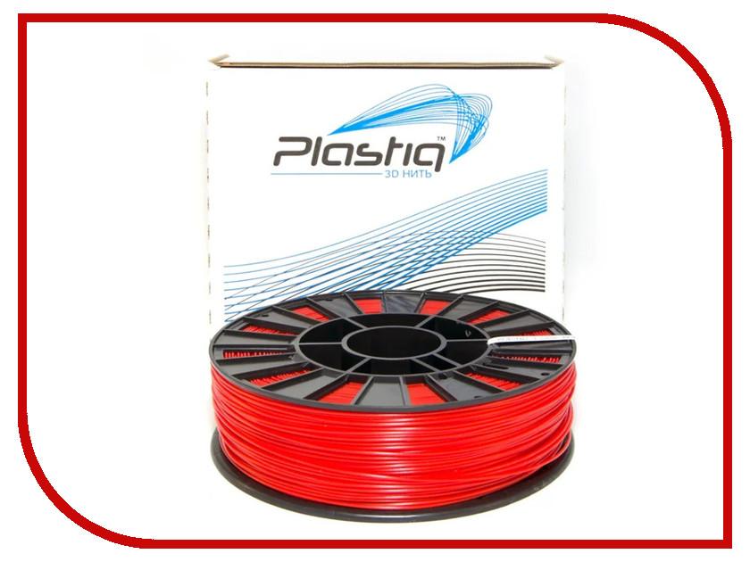 Аксессуар Plastiq PLA-пластик 1.75mm 900гр Red аксессуар thermo thermoreg ti 900 терморегулятор