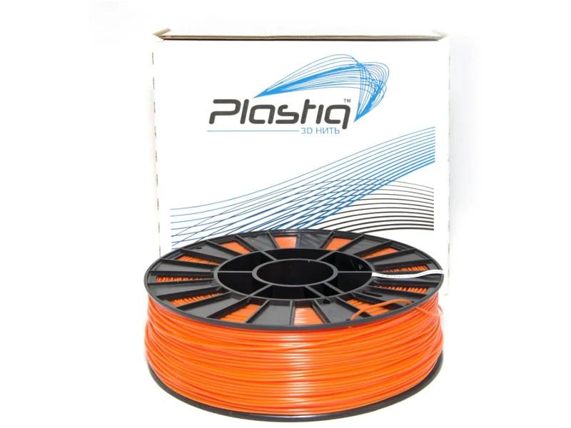 Аксессуар Plastiq PLA-пластик 1.75mm 900гр Orange