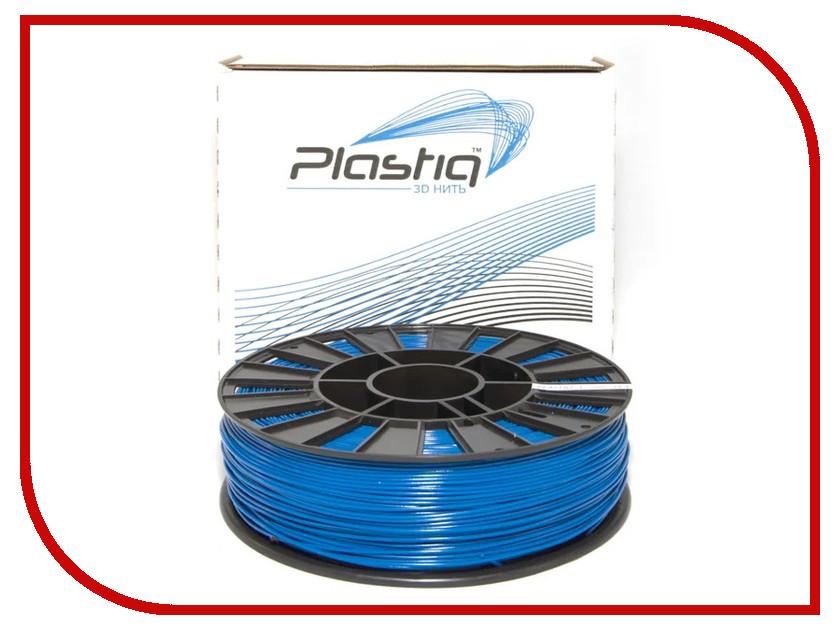 Аксессуар Plastiq PLA-пластик 1.75mm 900гр Blue аксессуар thermo thermoreg ti 900 терморегулятор