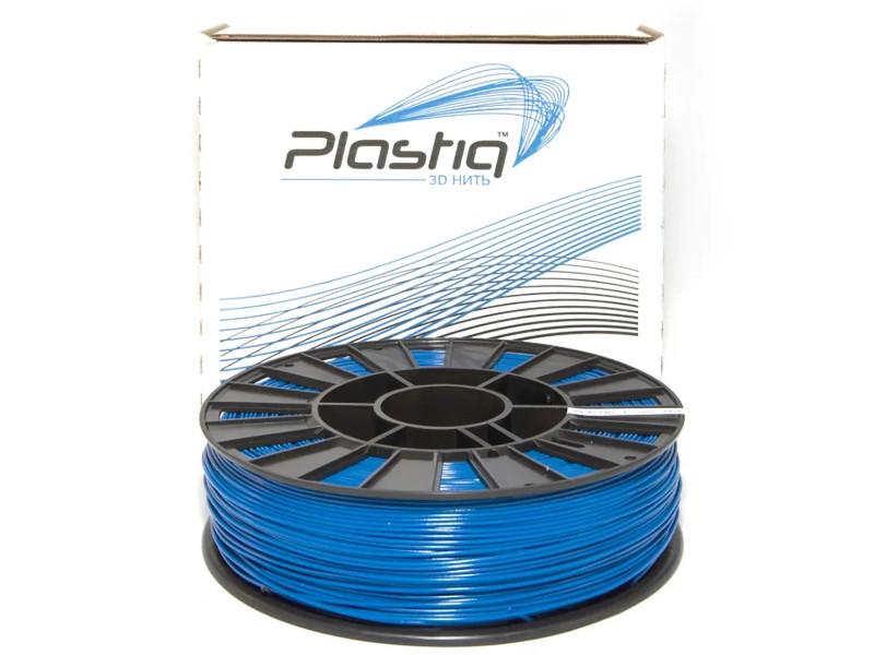 Аксессуар Plastiq PLA-пластик 1.75mm 900гр Blue