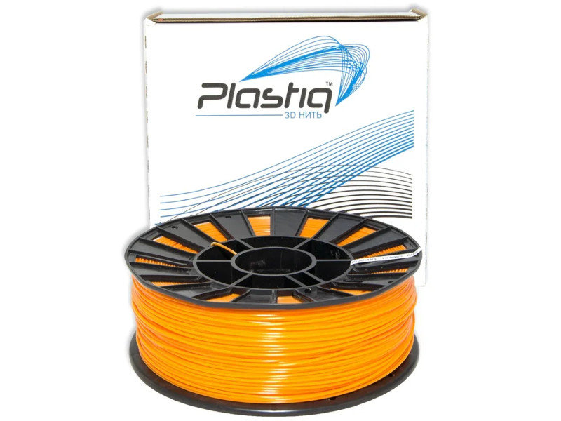 Аксессуар Plastiq ABS-пластик 1.75mm 800гр Orange