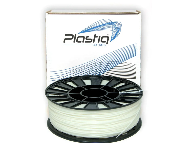 Аксессуар Plastiq ABS-пластик 1.75mm 800гр Transparent
