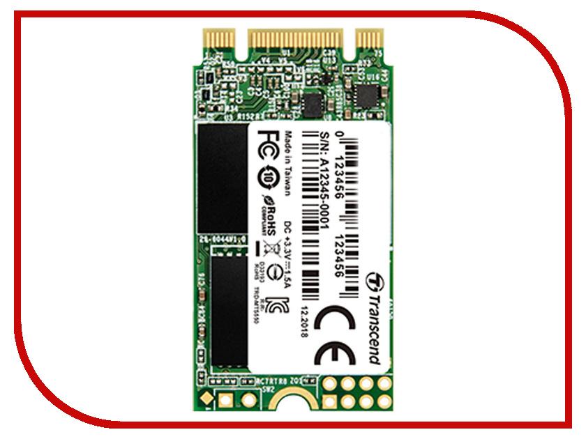Жесткий диск 256Gb - Transcend TS256GMTS430S