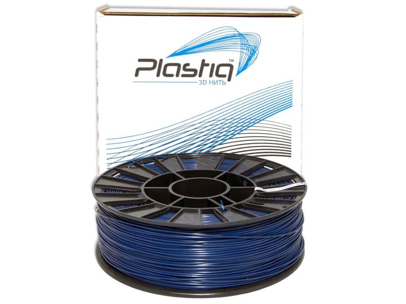 Аксессуар Plastiq ABS-пластик 1.75mm 800гр Dark Blue аксессуар